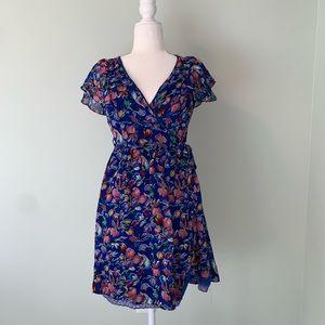 Anthropologie Moulinette Soeurs wrap dress #3204